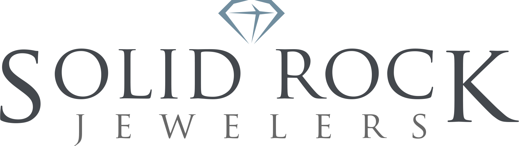 Solid Rock Jewelers Logo No Top